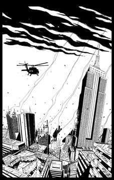 Brian Wood and Riccardo Burchielli's emDMZ/em (Vertigo)