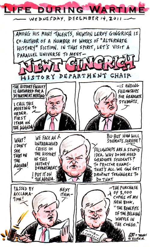 newt gingrich dissertation congo A paper presented at the 1996 annual meeting of the american political science association, understanding newt gingrich analyzes the writings and public statements of speaker newt gingrich, from his doctoral dissertation, belgian education policy in the congo 1945-1960, to his 1995 book, to renew america.